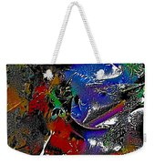 Abstract 21 Weekender Tote Bag