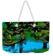Abstract 22 Weekender Tote Bag