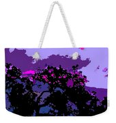 Abstract 231 Weekender Tote Bag