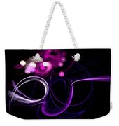 Abstract Eighteen Weekender Tote Bag