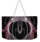 Abstract Eighty-five Weekender Tote Bag