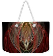Abstract Eighty Weekender Tote Bag