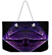 Abstract Eighty-one Weekender Tote Bag