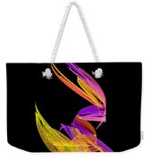 Abstract Fifty-four Weekender Tote Bag