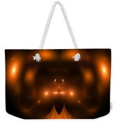 Abstract Fifty-two Weekender Tote Bag