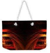 Abstract Forty-eight Weekender Tote Bag