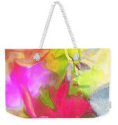 Abstract Garden Impressions Weekender Tote Bag