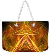 Abstract Ninety-eight Weekender Tote Bag
