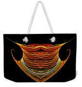 Abstract Ninety-two Weekender Tote Bag