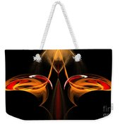 Abstract Seven Weekender Tote Bag