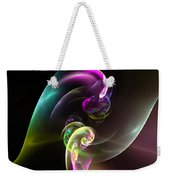 Abstract Seventy Weekender Tote Bag