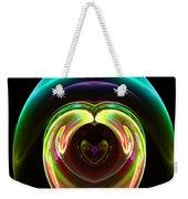 Abstract Seventy-one Weekender Tote Bag