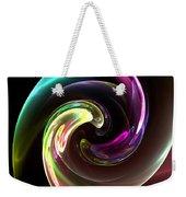 Abstract Seventy-three Weekender Tote Bag