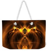 Abstract Sixty-five Weekender Tote Bag