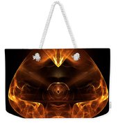 Abstract Sixty-six Weekender Tote Bag