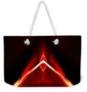 Abstract Sixty-two Weekender Tote Bag