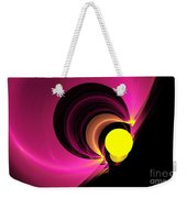 Abstract Twenty-four Weekender Tote Bag
