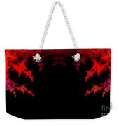 Abstract Twenty-seven Weekender Tote Bag