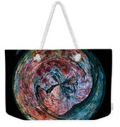 Abstracts From Varikallio At Hossa Weekender Tote Bag