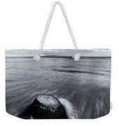 Against The Tides Weekender Tote Bag