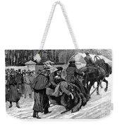 Alexander II (1818-1881) Weekender Tote Bag