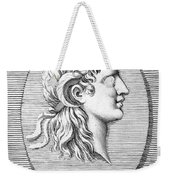 Alexander The Great (356-323 B.c.) Weekender Tote Bag by Granger