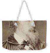 Alfred Tennyson Weekender Tote Bag