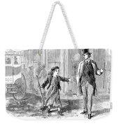 Alger: Tattered Tom Weekender Tote Bag by Granger