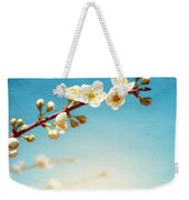 Almond Branch Weekender Tote Bag