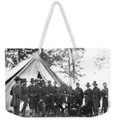 Ambrose E. Burnside Weekender Tote Bag