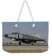 An F-4 Phantom Of The Turkish Air Force Weekender Tote Bag
