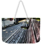 And Yet Still I Wait Weekender Tote Bag