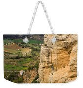 Andalusia Landscape Weekender Tote Bag
