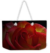 Annaversary Rose I  Weekender Tote Bag