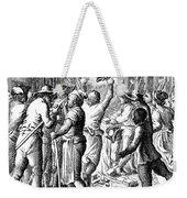 Anti-stamp Act, Boston, 1765 Weekender Tote Bag