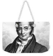 A.p. De Candolle, Swiss Botanist Weekender Tote Bag