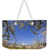Apple Blossom Trees In Hood River Weekender Tote Bag