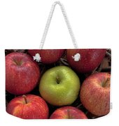 Apples Weekender Tote Bag by Joana Kruse