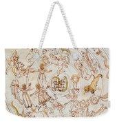 Aratuss Constellations Weekender Tote Bag by Science Source