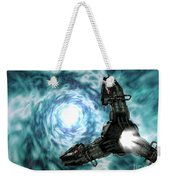 Artists Concept Of The Assimilators Weekender Tote Bag by Rhys Taylor