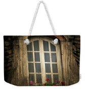 As She Waits Weekender Tote Bag by Empty Wall