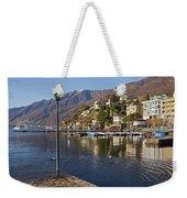 Ascona - Lake Maggiore Weekender Tote Bag by Joana Kruse