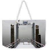 Ascona With Snow Weekender Tote Bag by Joana Kruse