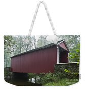 Ashland Covered Bridge Weekender Tote Bag