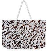 Aspen Mocha Latte Weekender Tote Bag