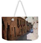 Assisi Italy Weekender Tote Bag