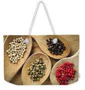 Assorted Peppercorns Weekender Tote Bag