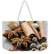 Assorted Spices Weekender Tote Bag