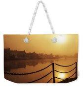 Athlone, County Westmeath, Ireland Dock Weekender Tote Bag