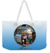 Attractions In Buffalo Ny And Surrounding Areas Weekender Tote Bag